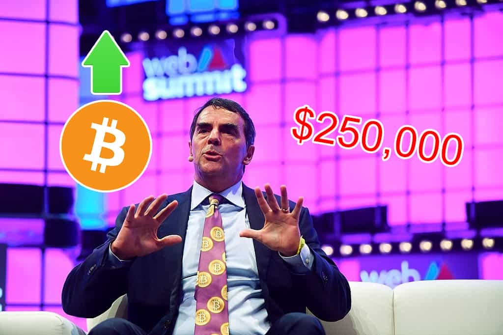 Crypto Billionaire $250,000 per Bitcoin in 2023