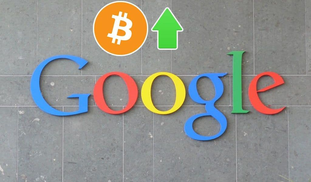 Google It Bitcoin Searches Highest Since November on GoogleGoogle It Bitcoin Searches Highest Since November on Google