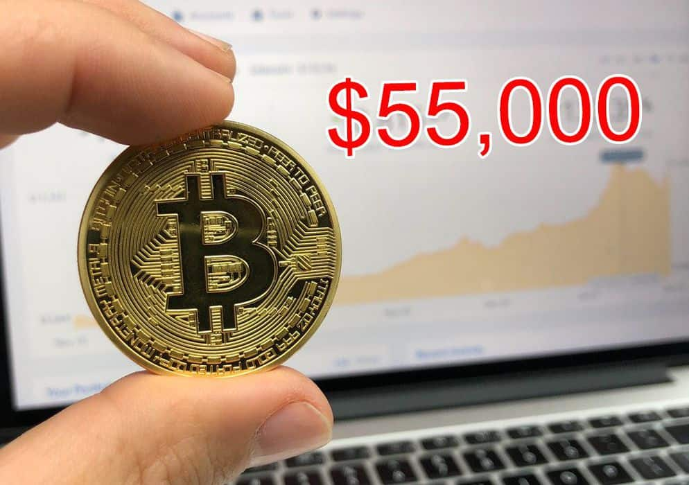 How the Bitcoin Halvening Could Lead to $55,000