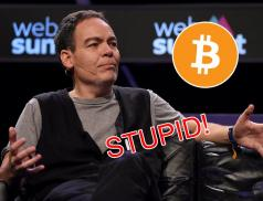 "Max Keiser Says Challenging Bitcoin Makes Economist Look ""Really Stupid"""