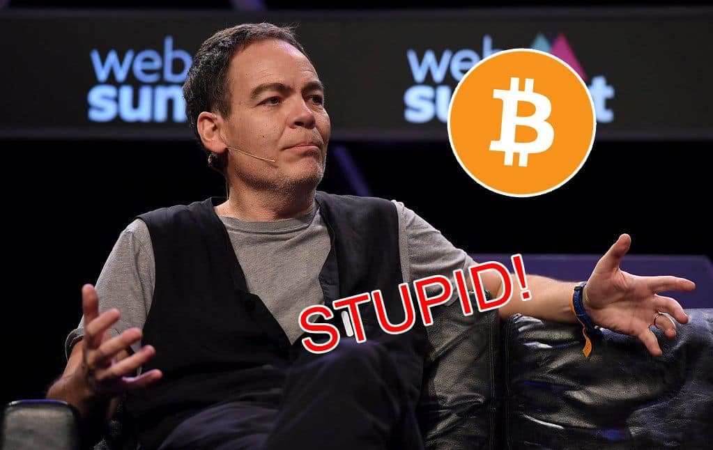 """Max Keiser Says Challenging Bitcoin Makes Economist Look """"Really Stupid"""""""