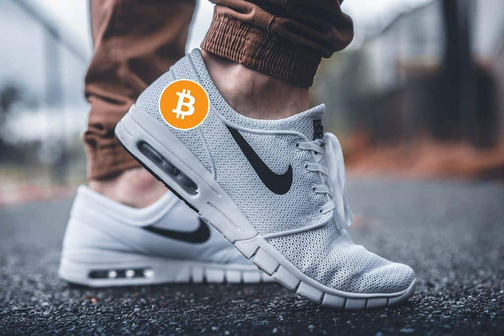"Nike Looking to Launch ""Cryptokicks"" Cryptocurrency"