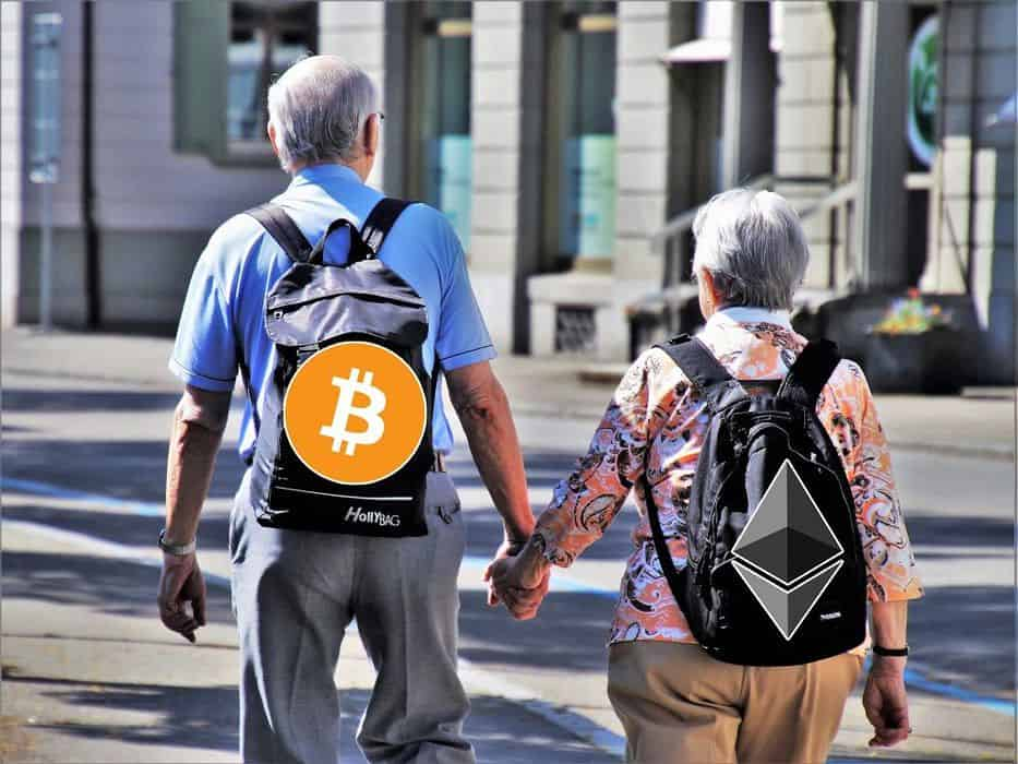 Pension Funds Should Invest Into Crypto to Prevent Crisis