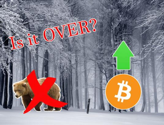 Price Analysis Could The Bear Market and Crypto Winter Finally Be Over