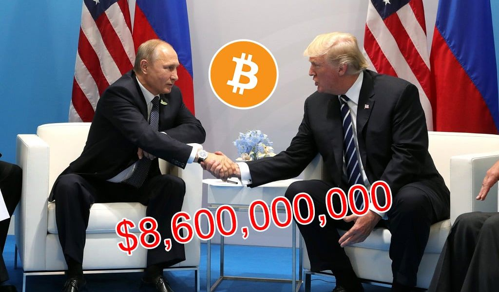 Russian Economist Says Russians Have Bought $8.6 Billion in Bitcoin in Fear of US Sanctions