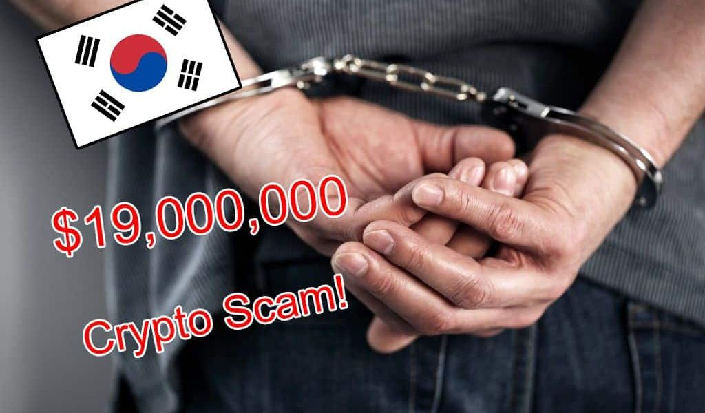 South Korean Police Takes Down $19 Million Cryptocurrency Scam Using Artificial Intelligence