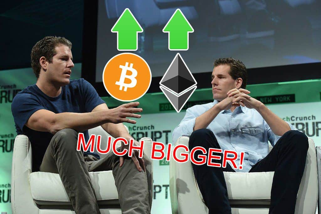 The Winklevoss Twins Another Wave is Coming