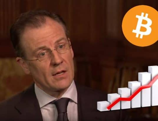 The rising Bitcoin price could signal a looming 2019 recession, according to Bank of America CIO