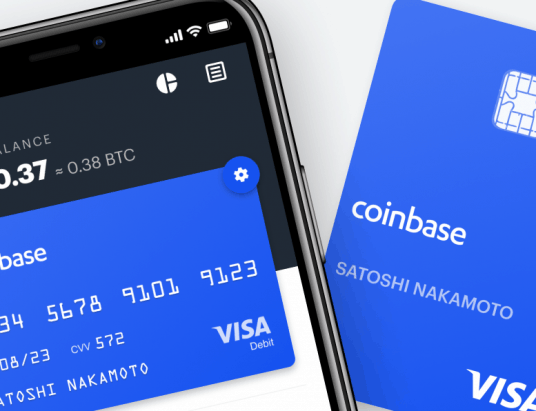 Coinbase expands its Coinbase Card to new countries