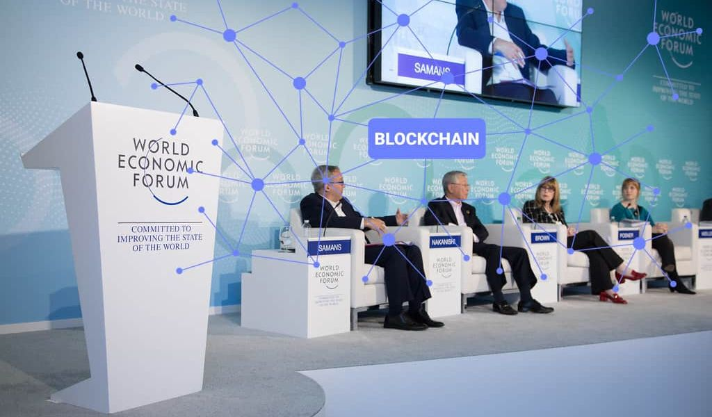 WEF Says Blockchain Needed To Create Trust