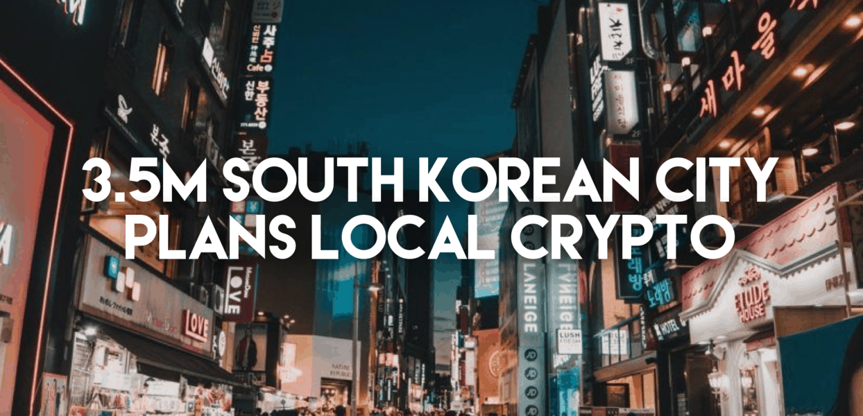 most popular cryptocurrency in korea