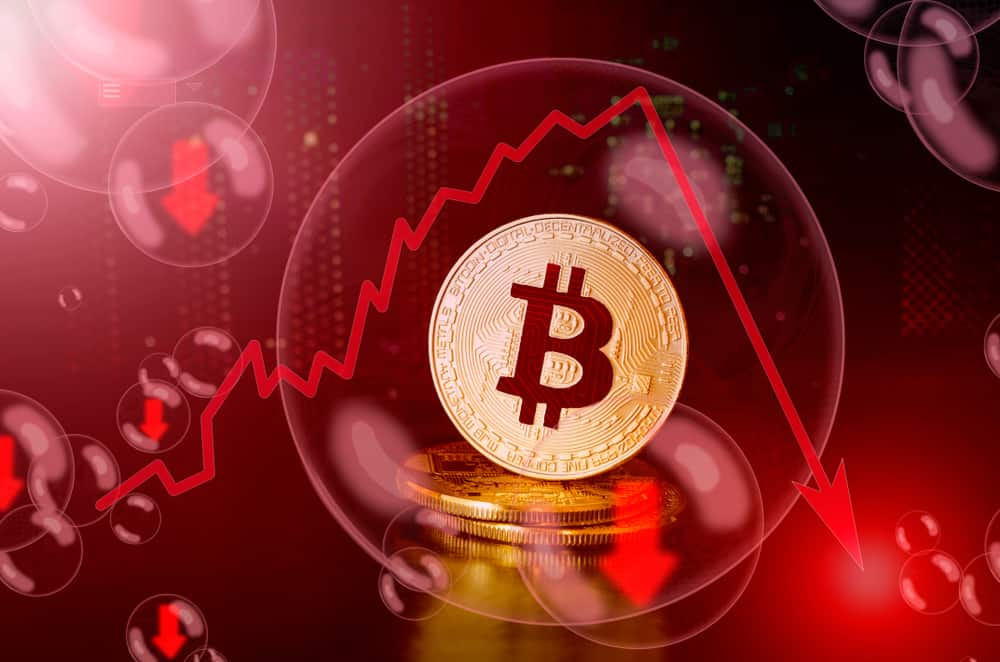 Bitcoin Falls Below $8,000 As Some Question If Bullish Macro Trend Is Broken