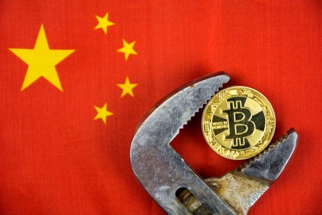Chinese Authorities Reportedly Raid Binance's Shanghai Offices as Markets Plummet