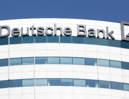 Deutsche Bank Suggests Cryptocurrencies Will Replace Cash by 2030