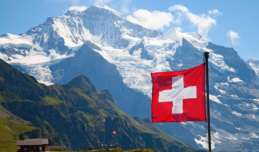 "Switzerland Shoots Down Potential CBDC, Remains Open to ""Innovative Approaches"" and Crypto"