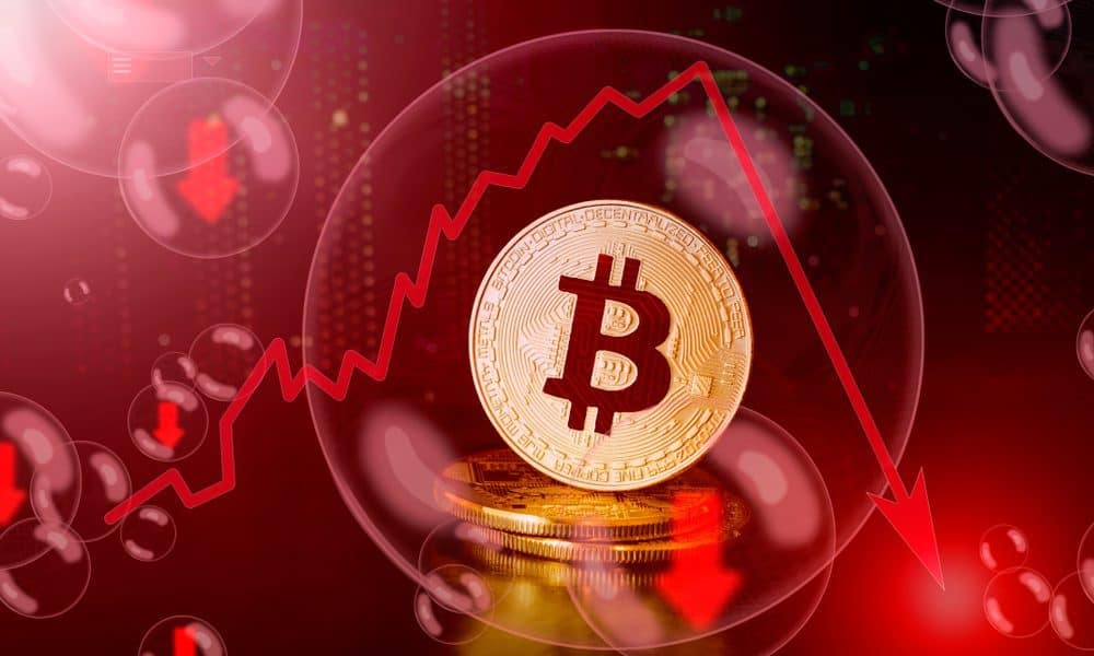 Bitcoin Falls $300 in Seconds, Back Below $10,000 But Analysts Are Still Bullish
