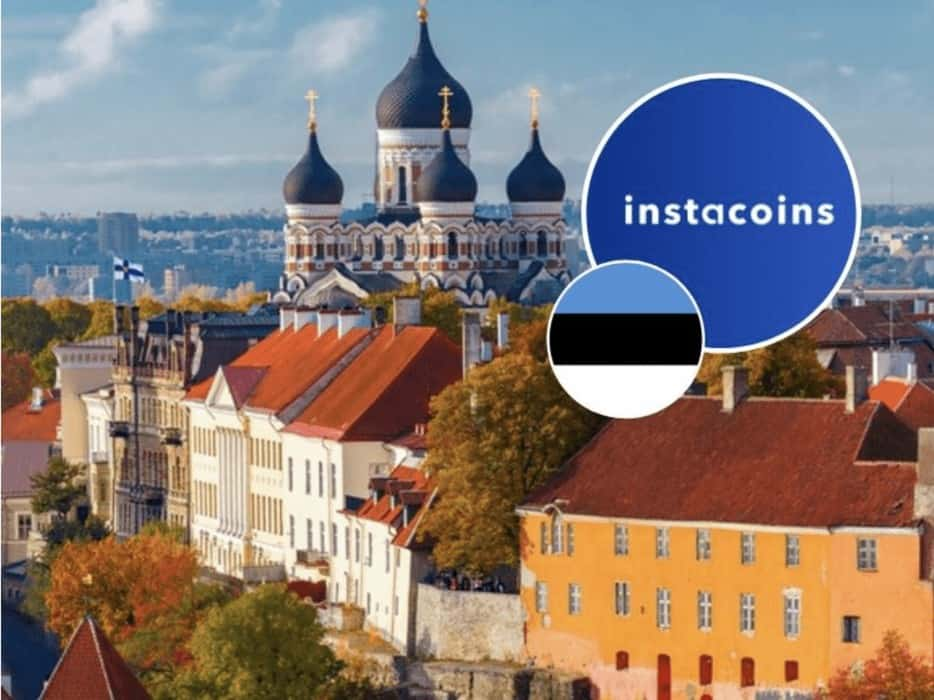 Crypto-Broker Instacoins Receives Operating License in Estonia