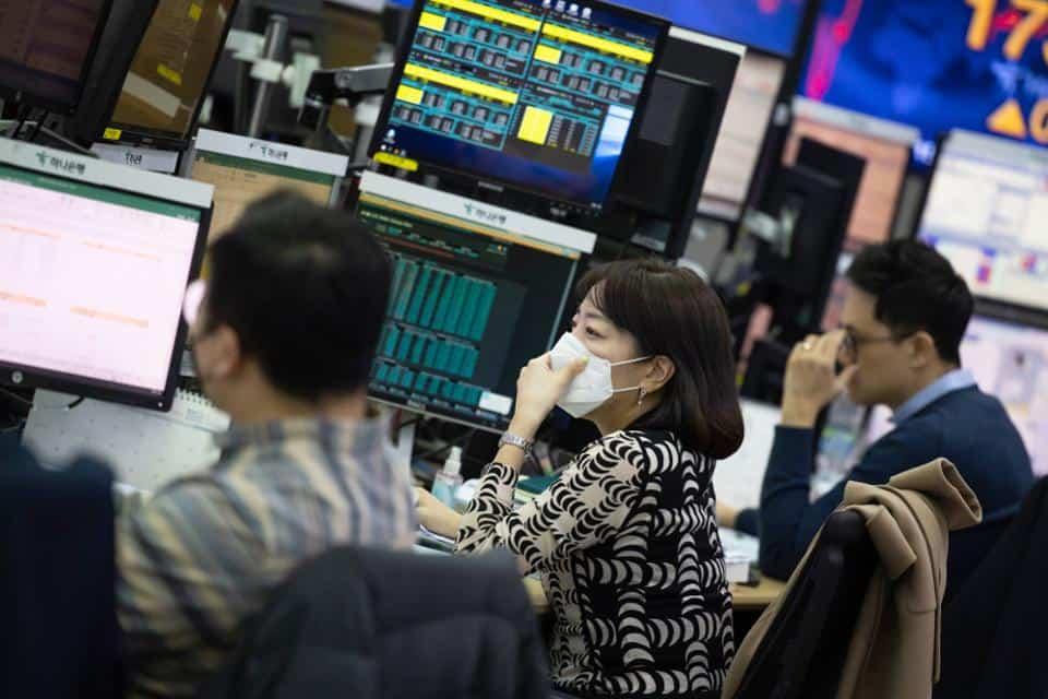 Cryptocurrencies Join Market Crash as Stock Market Faces Meltdown